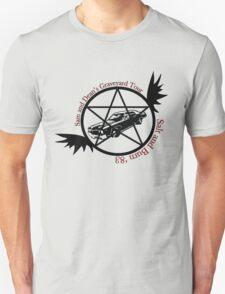 Winchester Graveyard Tour T-Shirt