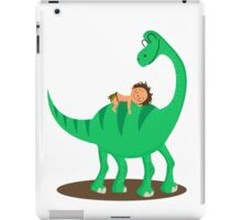 Arlo the good dinosaur iPad Case/Skin