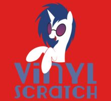 Vinyl Scratch (DJ P0N-3) Kids Clothes