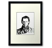 Sir Thomas Sharpe - Crimson Peak Framed Print