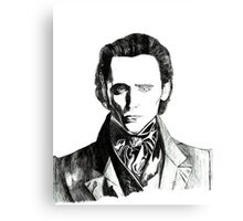 Sir Thomas Sharpe - Crimson Peak Canvas Print