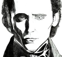 Sir Thomas Sharpe - Crimson Peak Sticker