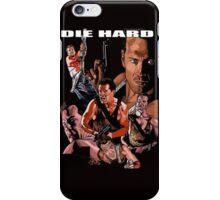 Die Hard Movie Collection Bruce Willis iPhone Case/Skin