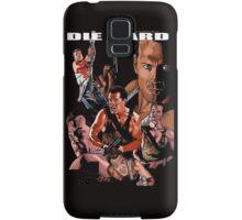 Die Hard Movie Collection Bruce Willis Samsung Galaxy Case/Skin