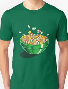 Mario Bros. Power Up Cereal T-Shirt