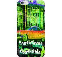 soutH texaS deathridE iPhone Case/Skin