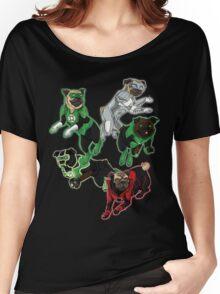 Pug Lantern Corp Women's Relaxed Fit T-Shirt