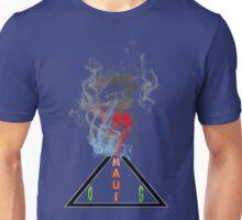 Weed maui volcano medicinal drug gifts  Unisex T-Shirt