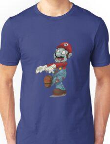 Zombie Mario Unisex T-Shirt