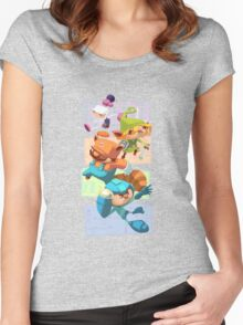 Megabomberbroszelda Women's Fitted Scoop T-Shirt