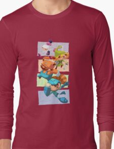 Megabomberbroszelda Long Sleeve T-Shirt