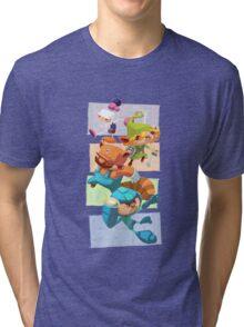 Megabomberbroszelda Tri-blend T-Shirt
