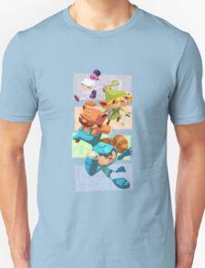 Megabomberbroszelda Unisex T-Shirt