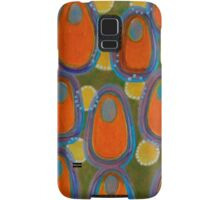Red Eggs with Blue Filling Samsung Galaxy Case/Skin