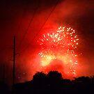 Fire in The Sky by teresa731