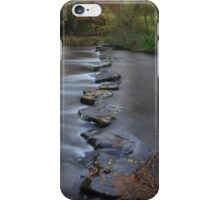 Exmoor: Stepping Stones Across The Barle iPhone Case/Skin