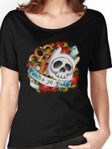 Pucha Yo Buns Women's Relaxed Fit T-Shirt