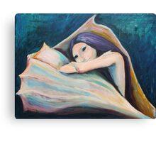 Hermit Faery Canvas Print