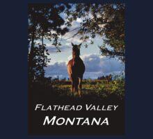 Equine, Evergreen Montana Kids Clothes