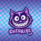 Cheshire Originals - Checkered Wildberry by CheshireGoMad