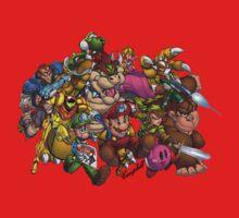 Nintendo Powah ! by BodomChild666