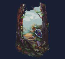 The Legend of Zelda Ocarina of Time by BodomChild666