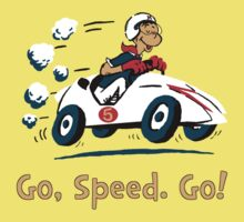 Go, Speed. Go! Kids Clothes