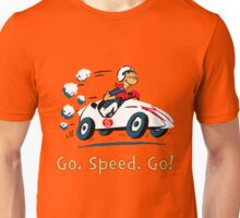 Go, Speed. Go! Unisex T-Shirt