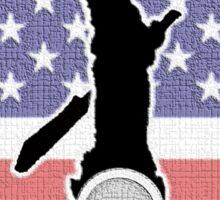 USA Quidditch Sticker
