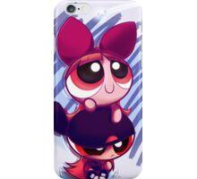 Powerpuff Stargazers iPhone Case/Skin