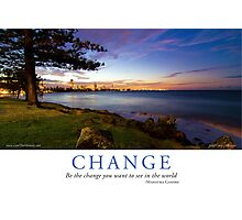 Change Photographic Print