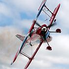 G-EWIZ Pitts Special - The Muscle Biplane by © Steve H Clark