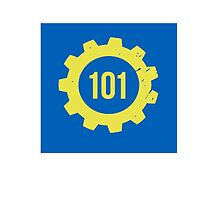 Fallout 3 Vault 101   Design/Logo by BOSTrinity