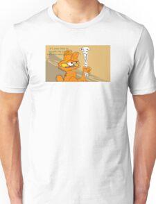 Garfielf - Newspapres Unisex T-Shirt
