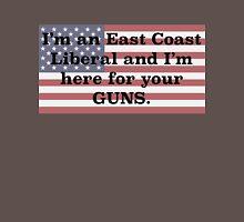 Gun Paranoia Unisex T-Shirt