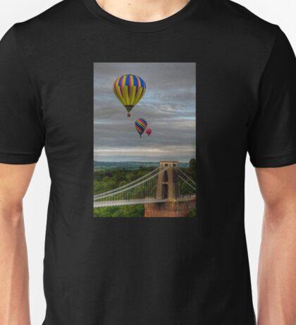 01 Bristol Balloon Fiesta Unisex T-Shirt