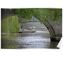 The River Cam Poster