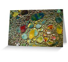 Bubble Fix  Greeting Card