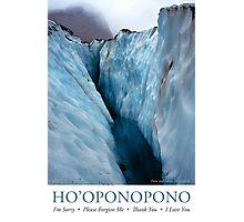 Ho'oponopono Photographic Print