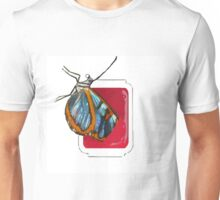 Butterfly in hot sauce  Unisex T-Shirt