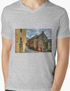 Deep Valley Mens V-Neck T-Shirt