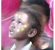 Stars, Papua New Guinea Photographic Print