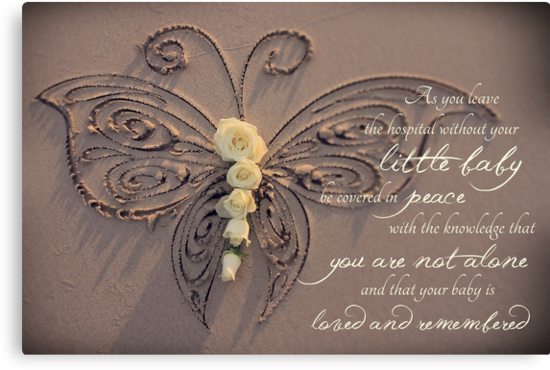 Memory Box Card for Baby by CarlyMarie