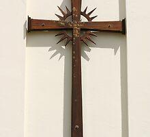 Cross by Chris  Bradshaw