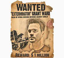 "Wanted: ""Exterminator"" Grant Ward Unisex T-Shirt"