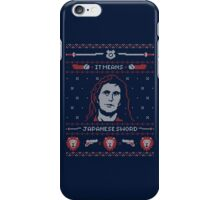 What does Katana mean? iPhone Case/Skin
