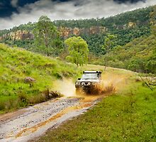 4x4 mudspray by vannphotography
