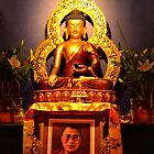 Hi Holiness Dalai Lama's birthday by patcheah