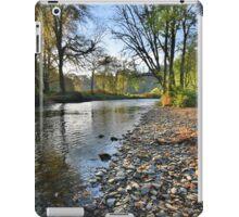 Exmoor: Autumn on the River Barle iPad Case/Skin