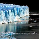 Perito Moreno Glacier crumbles just a little by kmatm